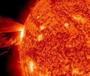 Will The Peak Of The Solar Cycle In 2013 Produce ...